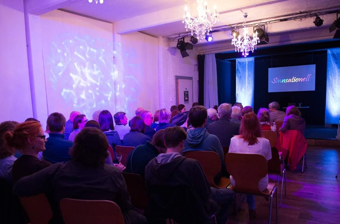 Sinnsationell Salonabend im Kulturloft